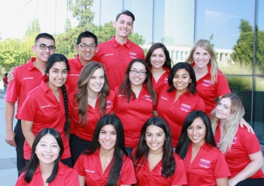 2015-16 Richter Center Ambassadors