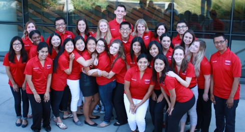 The 2015-16 Richter Center Student Leaders