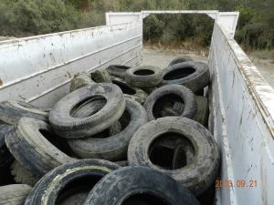 72 tires later...What a productive and rewarding day!