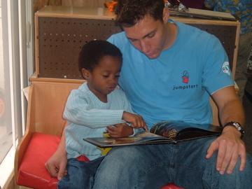 Patrick & Raymond Reading 2