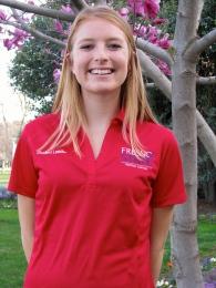 SERVE Committee Member Hannah Poore